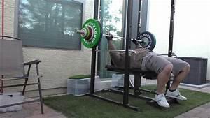 220lb  100kg  Bench Press W   Dmitry Klokov Equipment Olympic Weightlifting Bumper Weight Plates