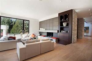 Living Room Modern Living Room Ideas With Fireplace
