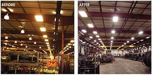 Energy Efficient Lighting Retrofit And Design