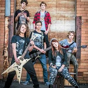 Teen rock band off to Sydney in search of global fame ...