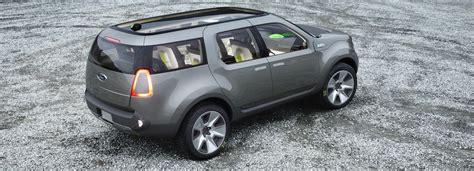Next Ford Explorer Redesign by 2011 Ford Explorer Based On Taurus Platform Gets Ecoboost