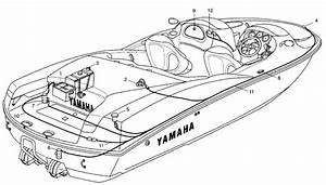 1999 Ar210 Boat Service Manual