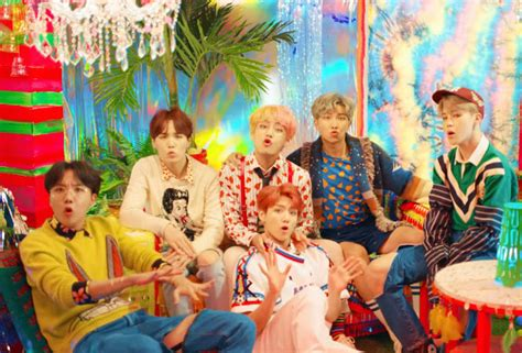 Bts Breaks Another Record With 'idol'