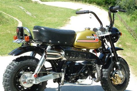 Classic Honda Monkey by Honda Monkey Z50 Transport Design Classic