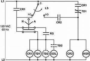 Wiring Diagram Hand Off Auto Switch