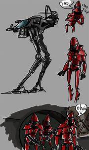 Crusader No Remorse, sketch 2 by Ayej on DeviantArt