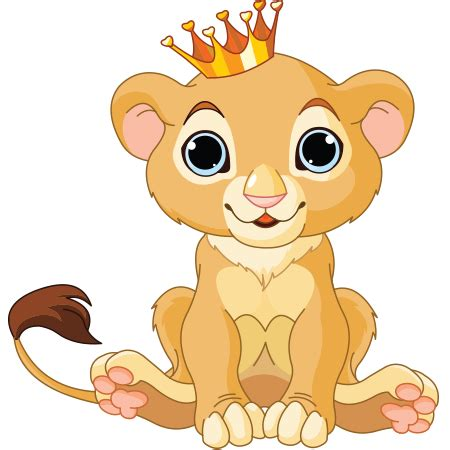 Filled stich 3″ 4″ 5″ 6″ 7″ it is not recommended to resize the design. Baby Lion King | Cartoon lion, Lion king baby, Lion king ...