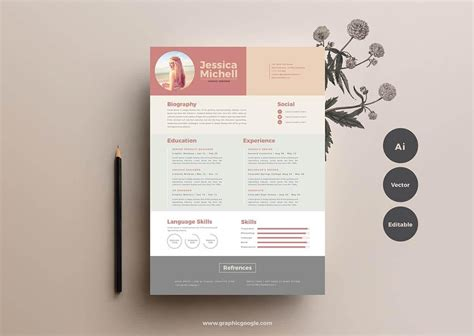Unique Resume Templates Free by Unique Resume Templates 15 Downloadable Templates To Use Now