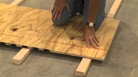 ThermalDry Insulated Floor Decking: For a Warm, Dry and