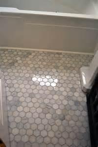 2 hexagon marble floor tile herringbone subway tile lemon grove avenue