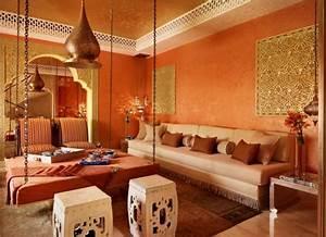 L'aménagement d'un salon marocain moderne - Archzine fr