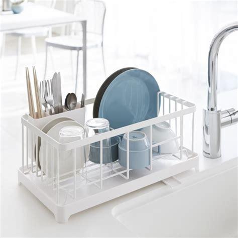 egouttoir vaisselle blanc m 233 tal rangement de la vaisselle