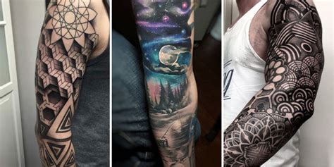 perfect sleeve tattoos  guys  style tattooblend