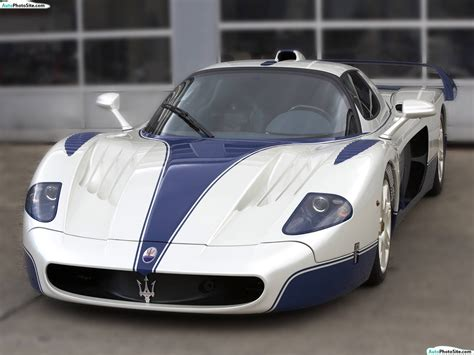 Maserati Mc12 Technical Specifications And Fuel Economy