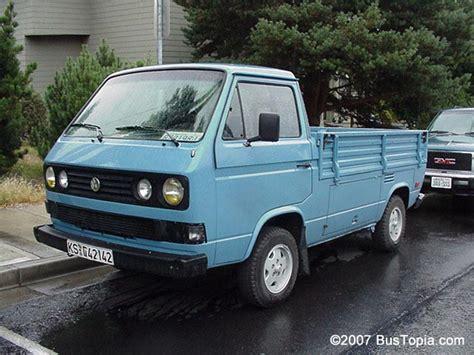 stock single cab vanagon truck vanagon hacks