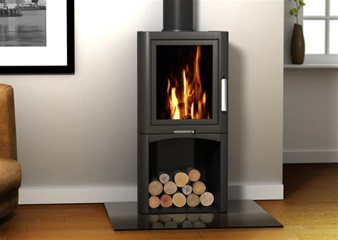Broseley Evolution 5 Log Store Multifuel Stove