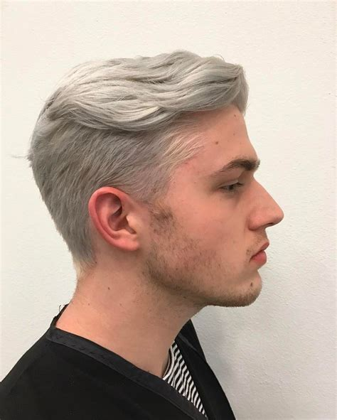 Pin By Jacko Lanternicus On Weaves In 2019 Dyed Hair Men