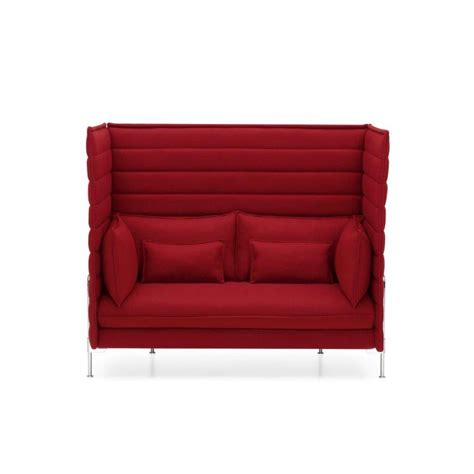 vitra alcove lounge highback  sitzer sofa von goodformch