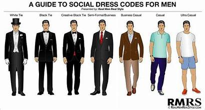 Code Formal Guide Casual Wear Business Codes