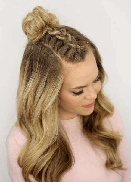 Best 25  Curly prom hairstyles ideas on Pinterest   Long