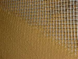 Enduire Toile De Verre : toile de jute toile de verre argilus enduits terre ~ Dailycaller-alerts.com Idées de Décoration