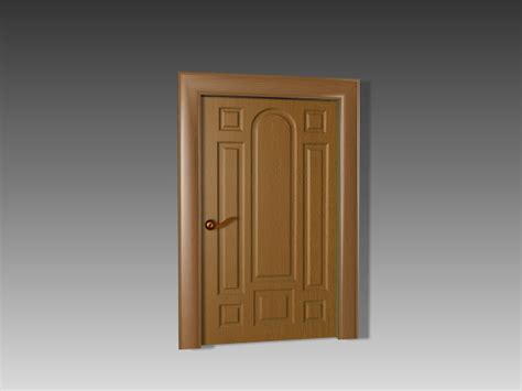 Modern exterior door 3d model 3dsMax,3ds,AutoCAD files