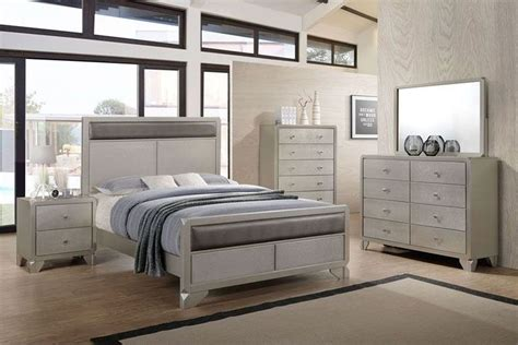 bed and dresser set noviss bedroom set at gardner white 14133