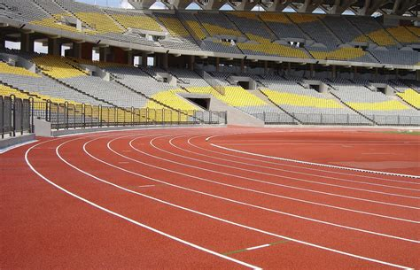 Athletic   Synthetic Running Track Malaysia   Sports Zone ...