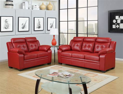 red leather sofa and loveseat red leather sofa set red leather sofa ebay thesofa