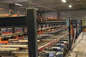 Green sorting line - Wood Machinery Center