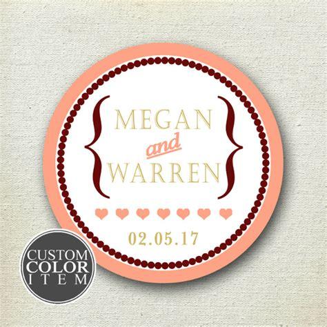 20+ Wedding Labels Templates