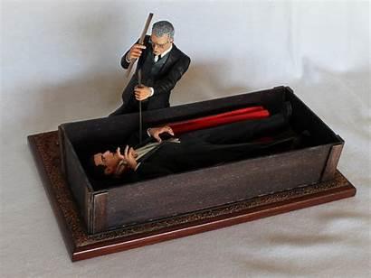 Coffin Dracula Draculas Apoxie Doctor Dirt