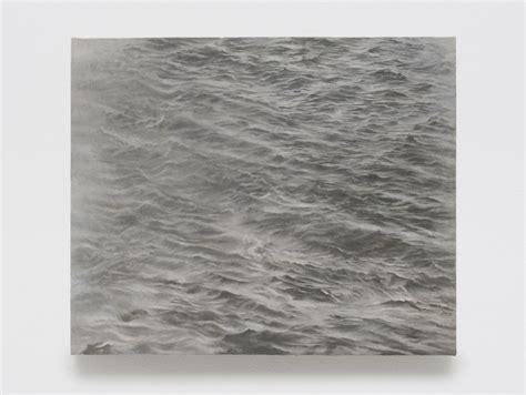 Vija Celmins Captures a Sea-Side Moment | artnet News