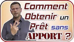 Comment Obtenir Un Prêt Caf : comment obtenir un pr t sans apport youtube ~ Gottalentnigeria.com Avis de Voitures