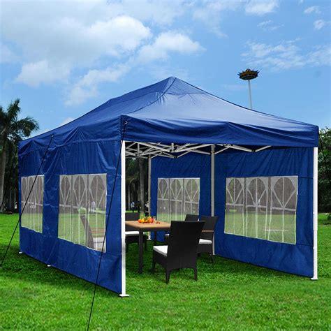 outdoor canopy tent 10 x20 outdoor patio ez pop up wedding tent canopy