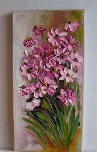 40 Beautiful Paintings Of Flowers - Bored Art