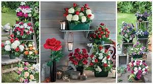 Mur De Fleur Artificielle : une d co sans effort avec les fleurs artificielles ~ Teatrodelosmanantiales.com Idées de Décoration