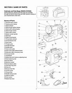 Page 10 Of Kenmore Sewing Machine 385 160201 User Guide