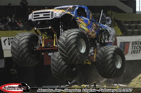 monster truck show hton va monster jam photos