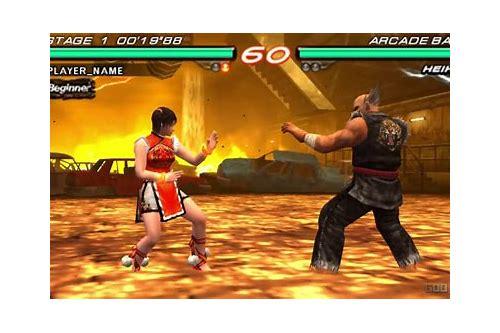 Tekken tag 2 ppsspp download :: tirophole