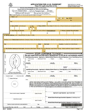 ds 82 passport form 2016 2016 2018 form ds 11 fill online printable fillable