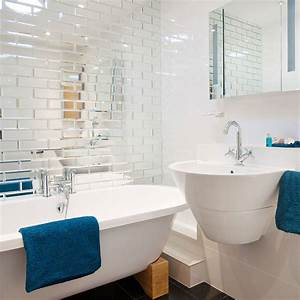 Optimise your space with these small bathroom ideas for How to make a small bathroom look nice