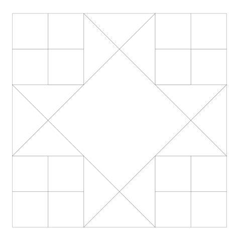 template pattern imaginesque quilt block 38 pattern templates