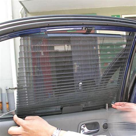 aliexpress buy new car window sunshade curtain black