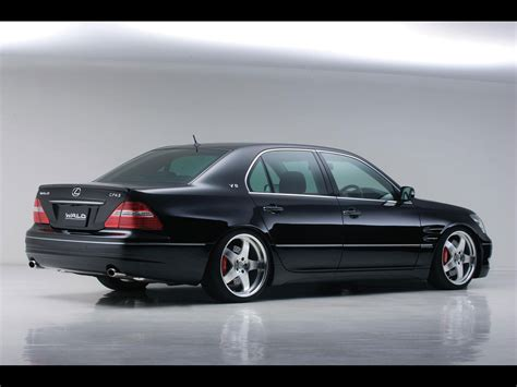 Mad 4 Wheels 2004 Wald Cf43 Based On Lexus Ls430