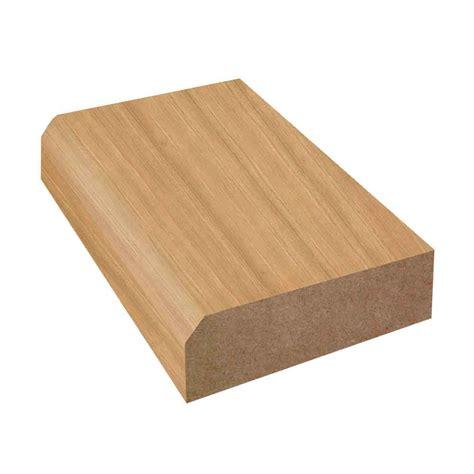 Laminate Countertop Beveled Edge by Bevel Edge Laminate Countertop Trim Wilsonart Chestnut