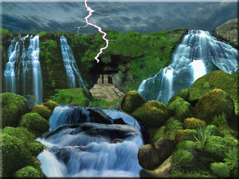Animated Nature Wallpapers Free - nature wallpaper 3d animated desktop free animated