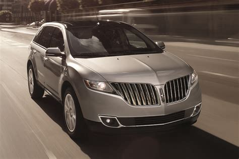lincoln mkx  car review autotrader
