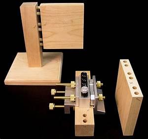 DIY Furniture Joints - Dowelmax