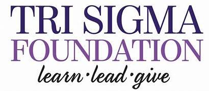 Sigma Tri Foundation Philanthropy Trisigma Sorority Boardable